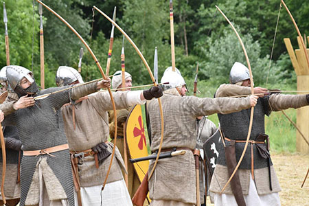 Medieval Tournament with Historia Normannis